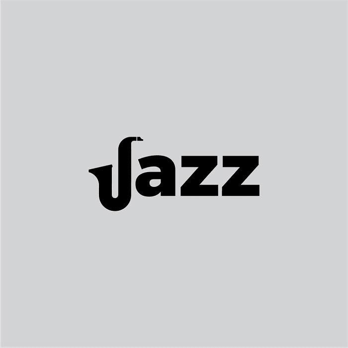 tipografía creativa para diseño de logotipo