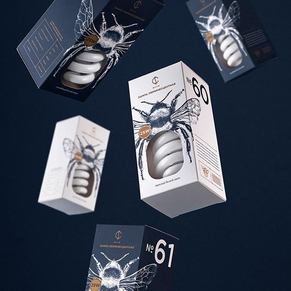 ilustración para diseño de empaque